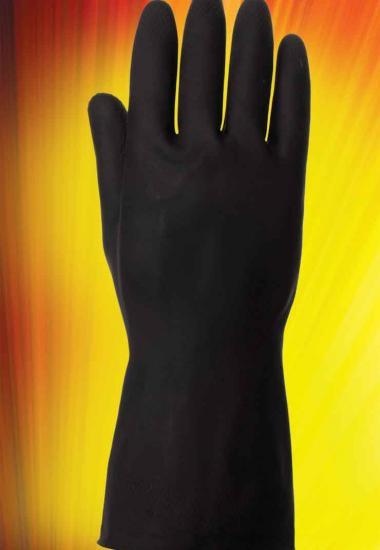 دستکش صنعتی تکنوکار سه لایه ضخیم